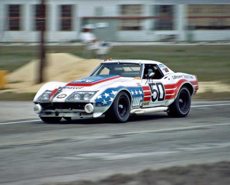 G Force Comp 2 A S >> BFGoodrich Greenwood Corvette | BFGoodrich Racing