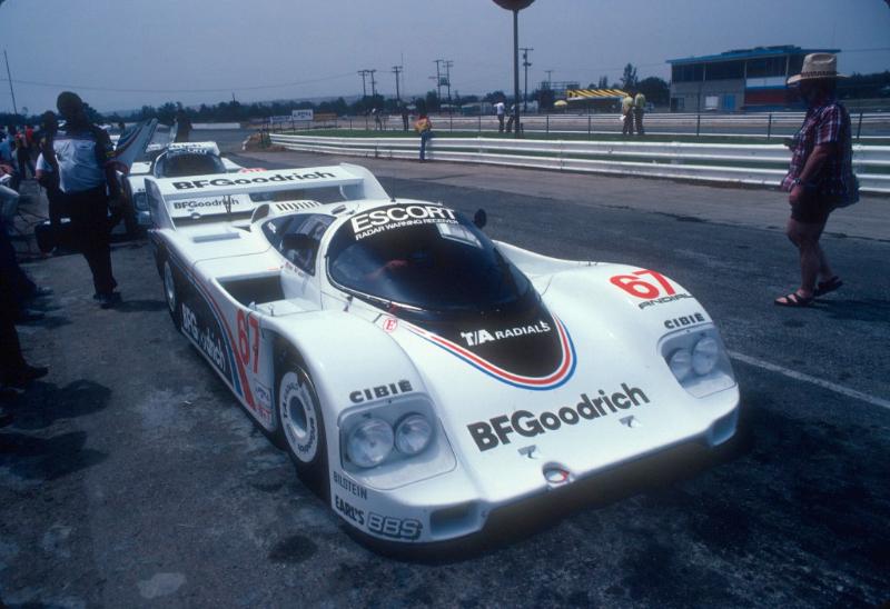 Bf Goodrich All Terrain >> BFGoodrich Porsche 962- IMSA GTP | BFGoodrich Racing