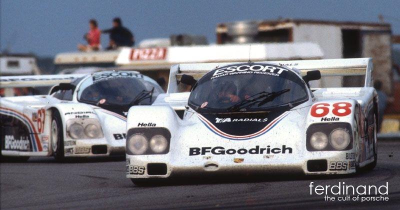 Bf Goodrich All Terrain >> BFGoodrich Porsche 962- IMSA GTP   BFGoodrich Racing