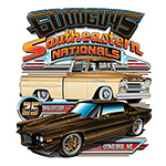 Goodguys 25th Southeastern Nationals @ Charlotte Motor Speedway