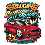 Goodguys 25th Summer Get-Together @ Alameda County Fairgrounds