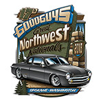 Goodguys 17th Great Northwest Nationals @ Spokane County Fair & Expo Center