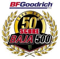 SCORE Baja 500 - 50th Anniversary