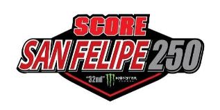 SCORE San Felipe 250