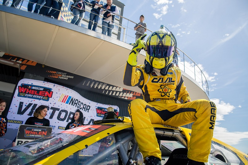 Bring out the Broom: Alon Day sweeps NWES Weekend