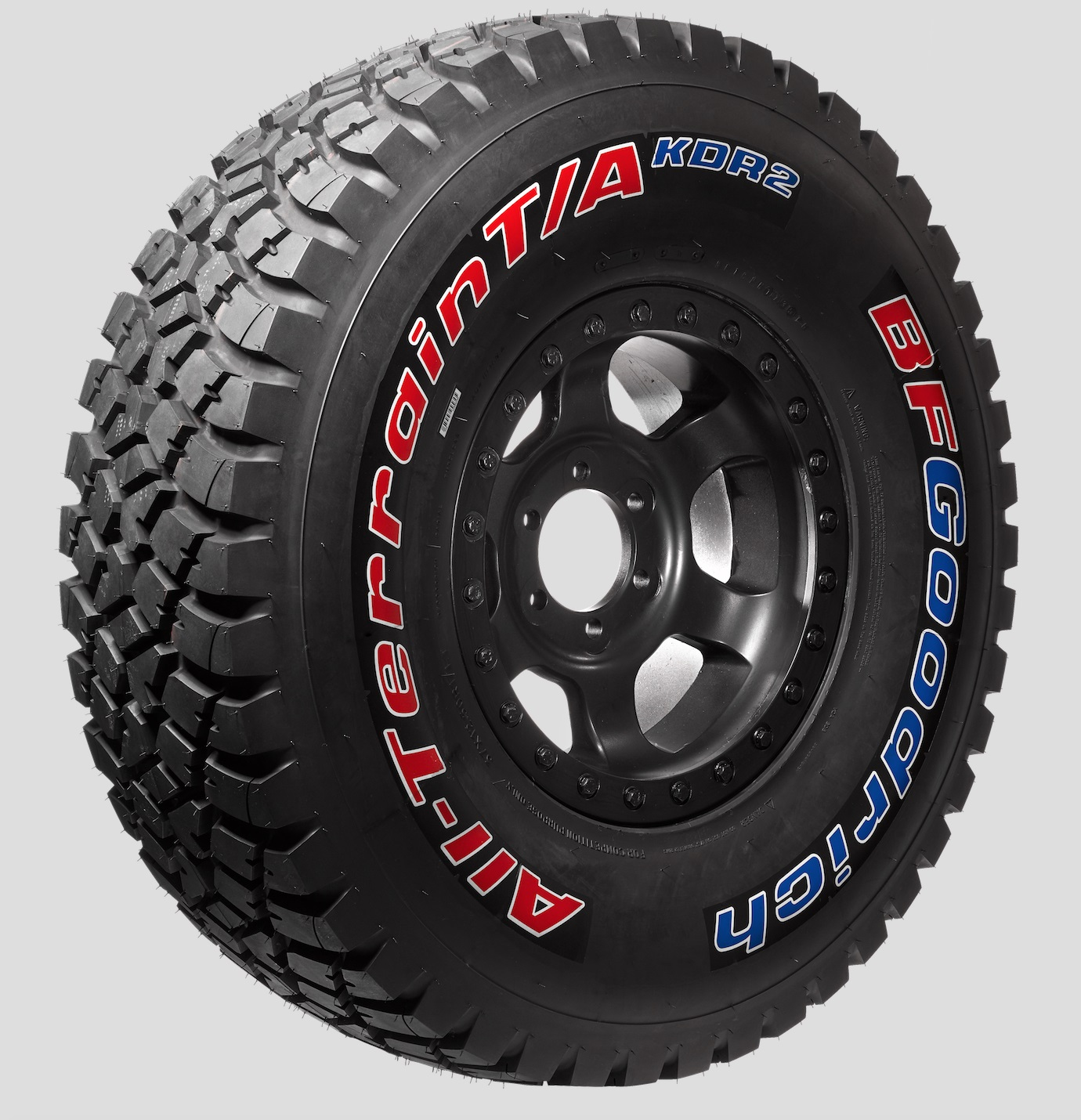 bfgoodrich all terrain t a kdr2 bfgoodrich racing. Black Bedroom Furniture Sets. Home Design Ideas