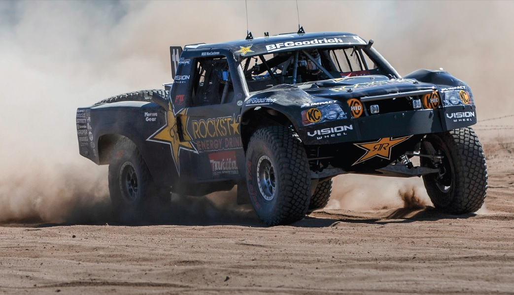 BFGoodrich Tires Dominate 50th SCORE Baja 500 with…