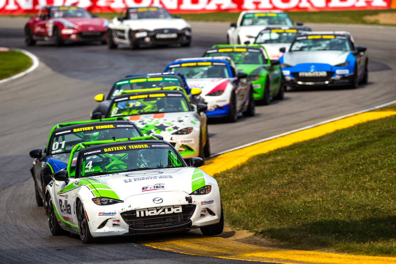 Global MX-5 Cup extends its eligibility in Canada