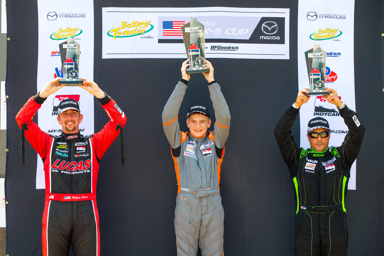 Robert Noaker Becomes Youngest Ever Mazda Global M…