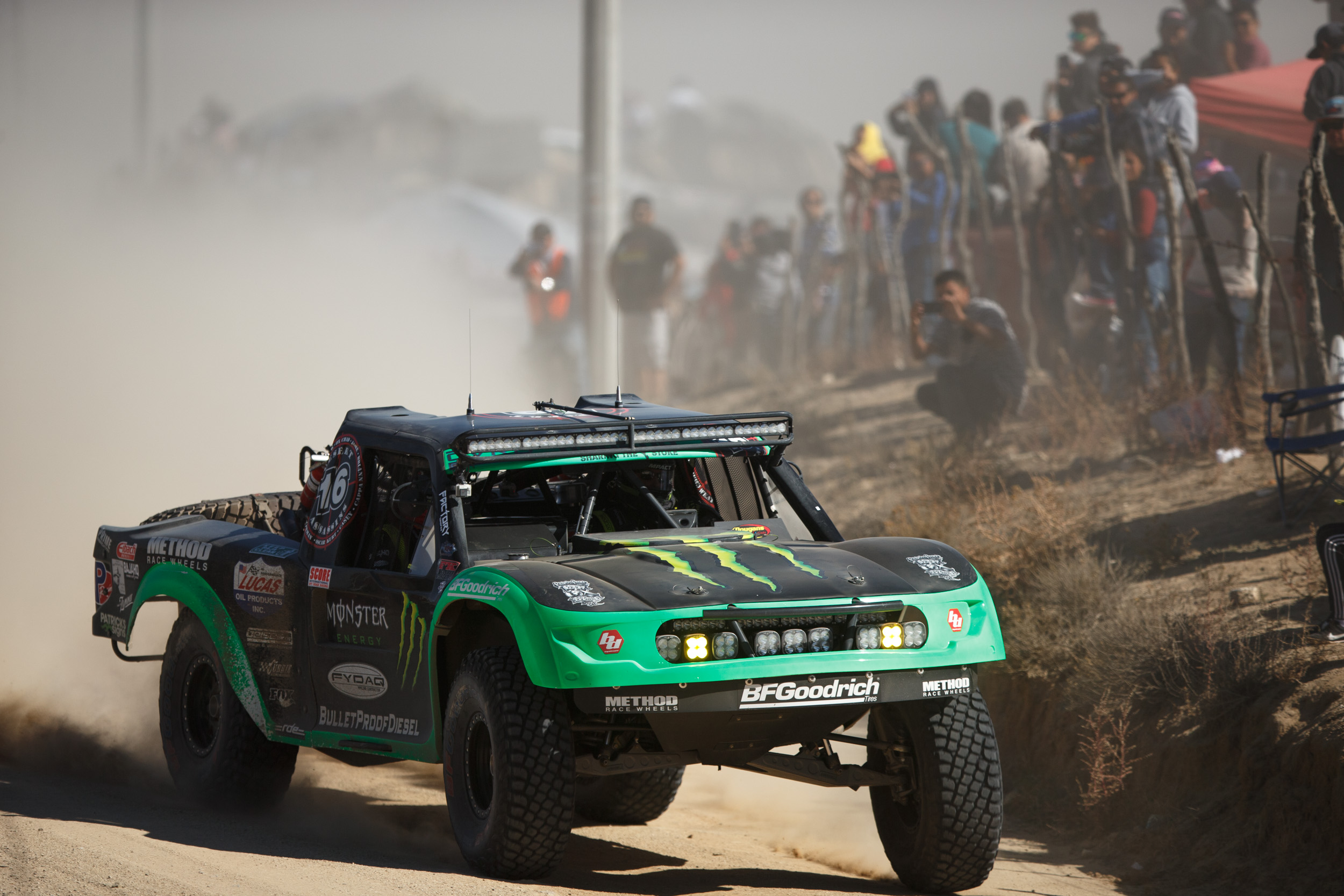 BFGoodrich Tires Takes Overall Victory in SCORE Ba…
