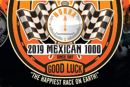 NORRA Mexican 1000 Rally