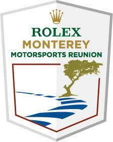 The Rolex Monterey Motorsports Reunion @ Laguna Seca