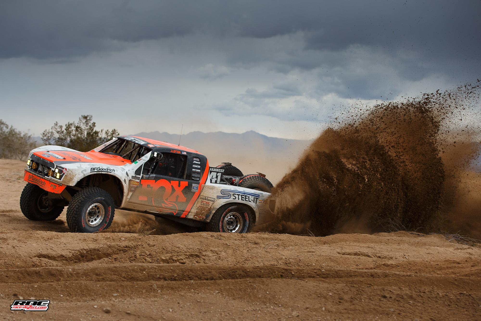 BFGoodrich Racers Sweep the Mint 400 Trick Truck,…