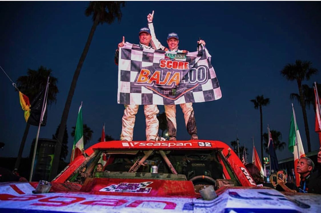 Ryan Arciero Squeezes Out Overall & Trophy Truck W…