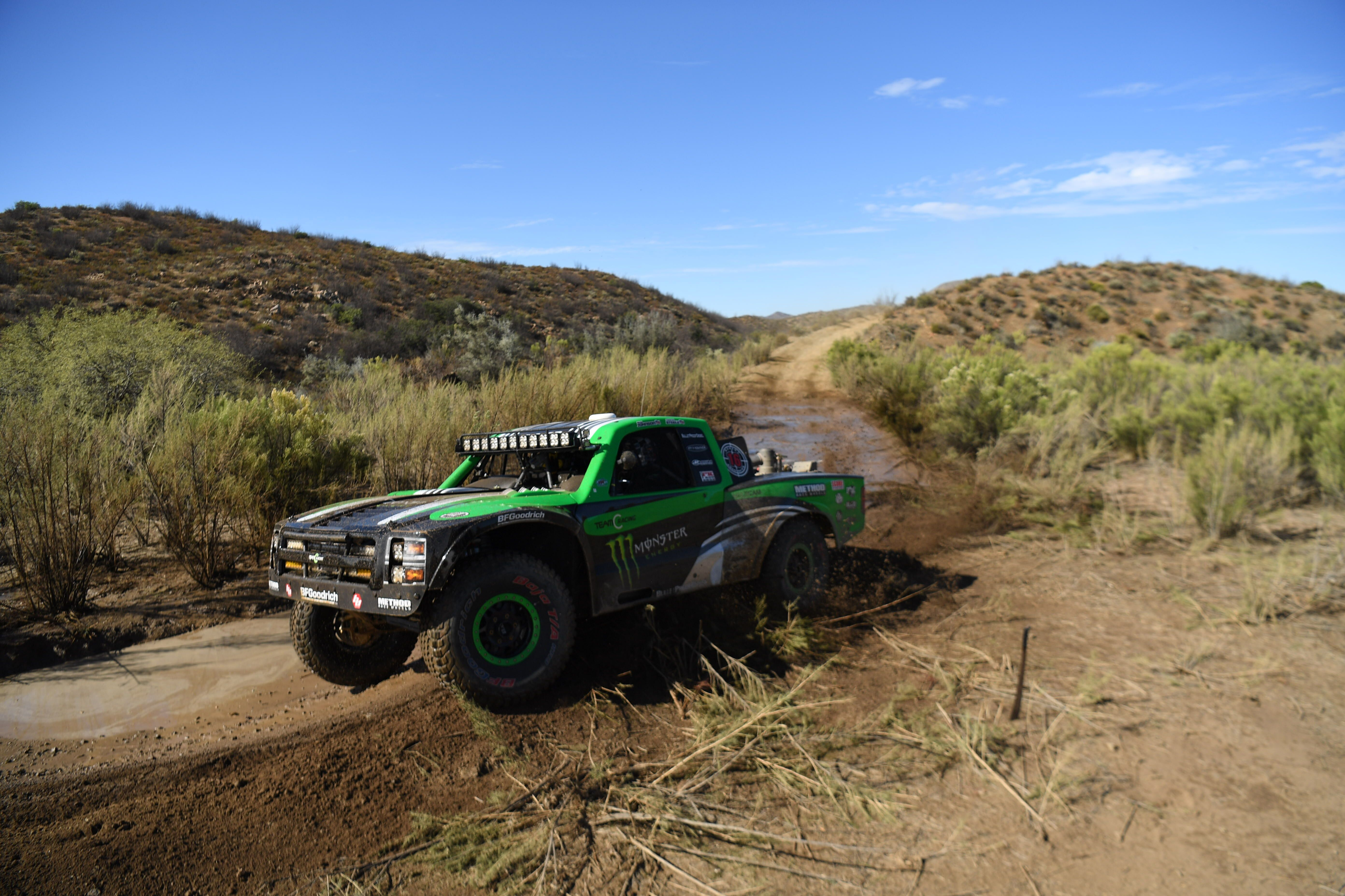 BFGoodrich Tires Persevere Through Rain-Soaked SCO…