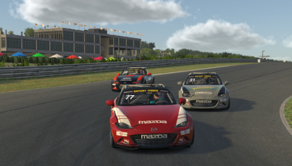 Cresci Wins Inaugural Ricmotech iRacing Global Maz…