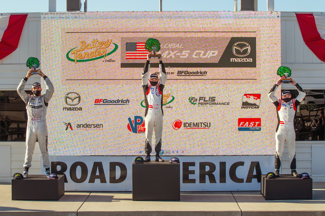 Noaker Continues Road America Dominance with Globa…