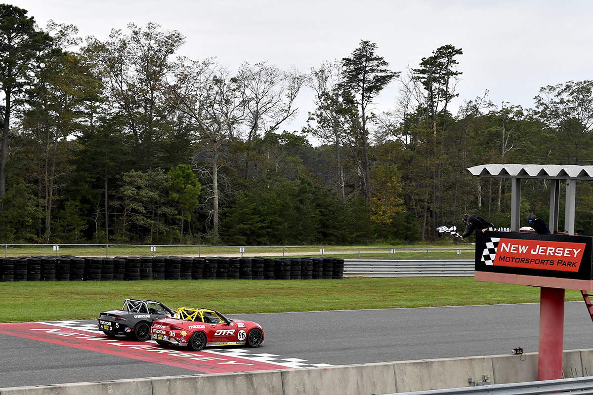 Global Mazda MX-5 Cup Victory for Thomas is a Reco…