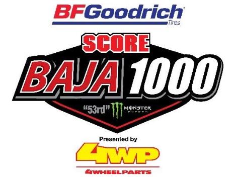 BFG Baja 1000 Pit Support Registration