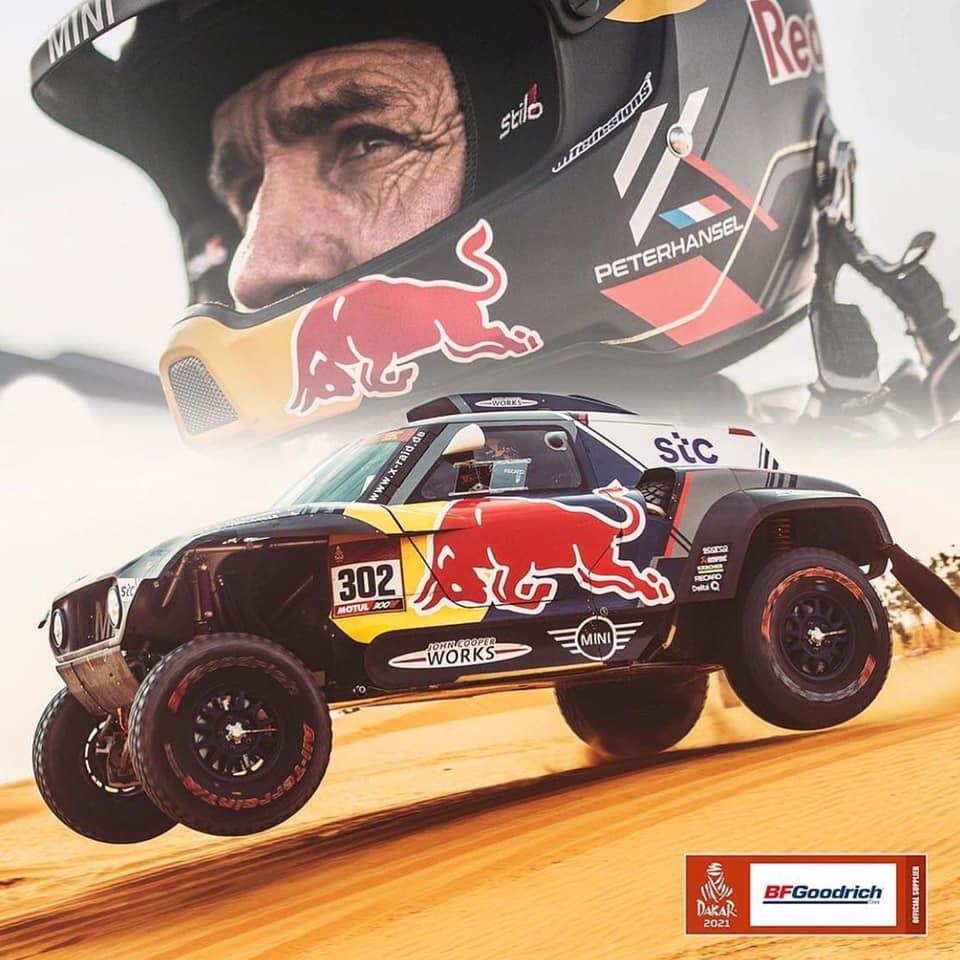 Peterhansel, X-Raid, and BFG Win Dakar