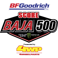 BFGoodrich Tires SCORE Baja 500 – Next Weekend