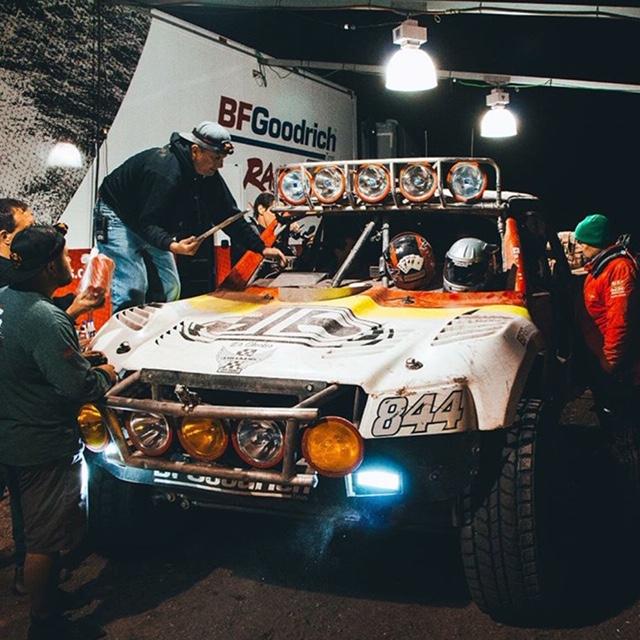 2021 SCORE Baja 500 BFGoodrich Pit Support