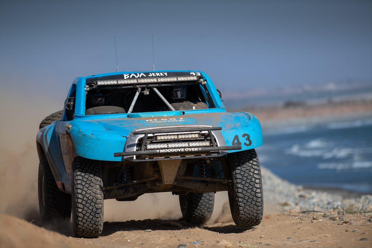 Mr Baja – Larry Roeseler Wins 12th Baja 500